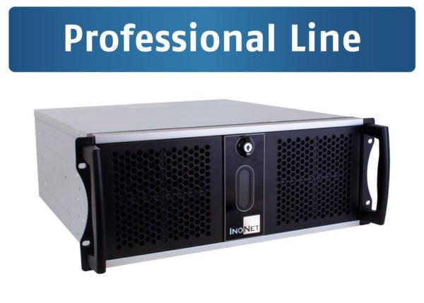 Professional Line: MAYFLOWER-SII Frontansicht, schraeg