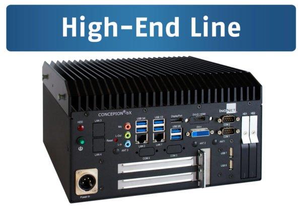 High-End Line: Concepion-bX3