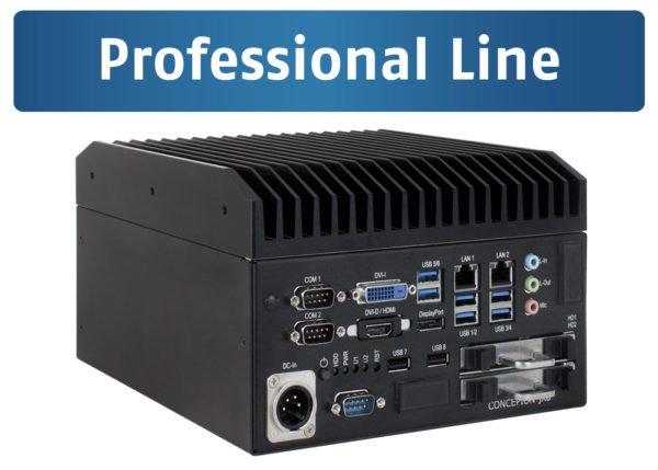 Professional Line: Concepion-jXa