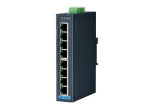 EKI-2528 | Unmanaged Ethernet Switch mit 8 Ports
