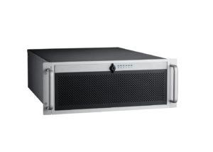 Entry Level - HPC Server Frontansicht, schräg
