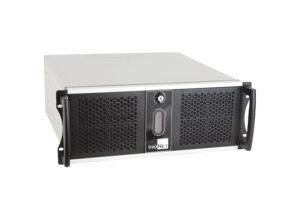 Entry Level - Storage Server Frontansicht, schräg