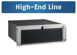 High-End Line: MAYFLOWER-II-4340MB Frontansicht schraeg