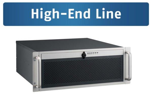 High-End Line: MAYFLOWER-II-4340MB Frontansicht schraeg