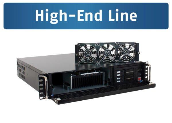High-End Line: MAYFLOWER-ID-S Frontansicht schraeg