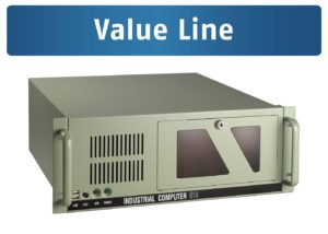 Value Line: MAYFLOWER-II/510MB Frontansicht
