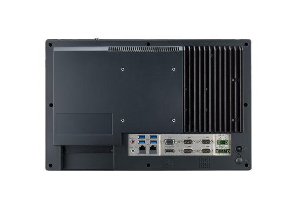MAYFLOWER-PPC-4000W Serie Rückansicht