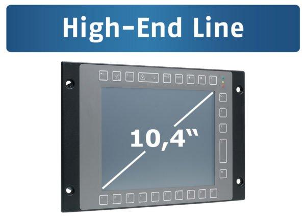 MAYFLOWER-TPC-8100TR Frontansicht