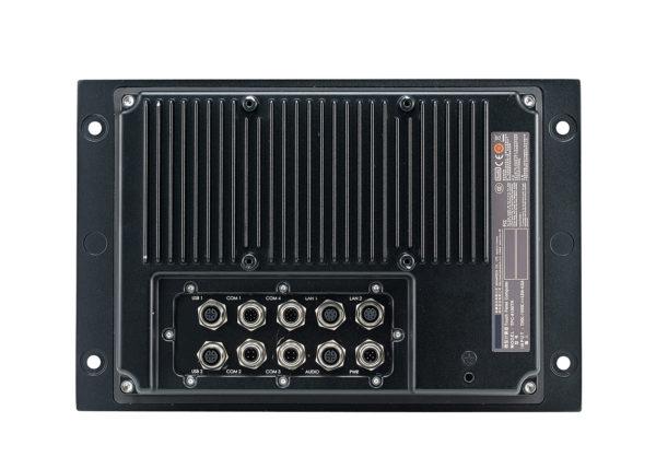 MAYFLOWER-TPC-8100TR Rückansicht
