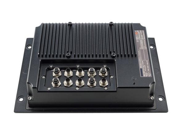 MAYFLOWER-TPC-8100TR Rückansicht, liegend