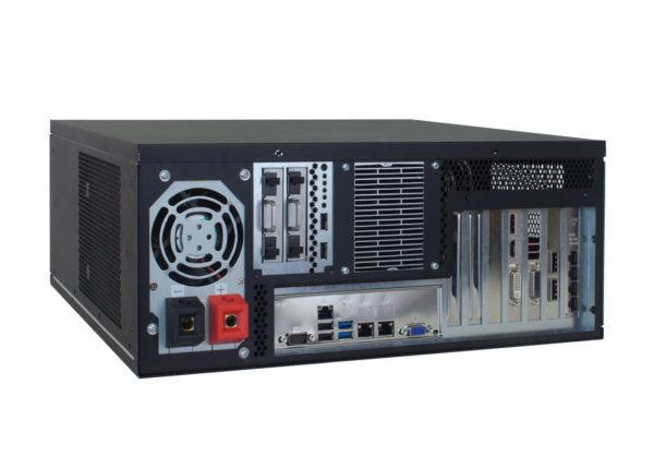 Mayflower-B17 | High Performance Embedded Car Server