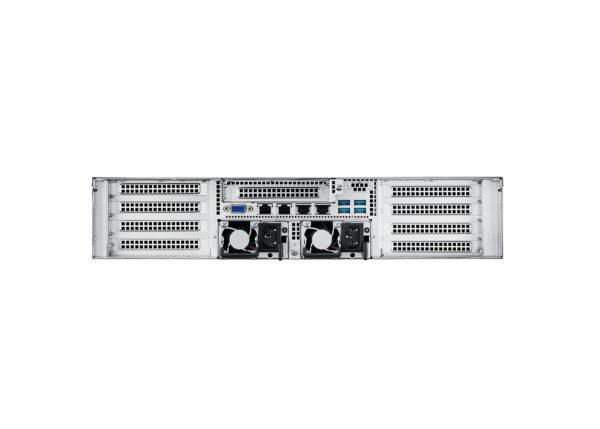Performance Level - GPU Server Rückansicht