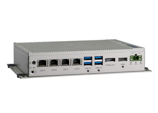 UNO-2484G | Performanter und flexibel erweiterbarer Embedded Box PC