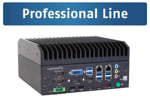 Professional Line: Concepion-jX