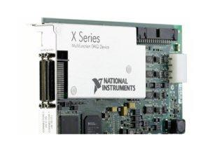 Erweiterungskarte PCIe-6363