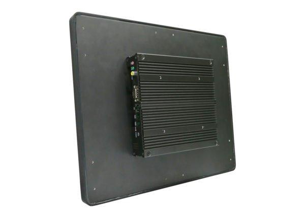 Mayflower®-PPC-17-N4200-CA-OB Seitenansicht / Schnittstellen